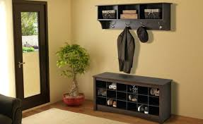 bench peachy design hall furniture shoe storage images about