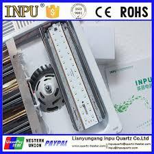 Infrared Bathroom Ceiling Heaters Space Saving Infrared Bathroom Ceiling Heater Electrical Heaters
