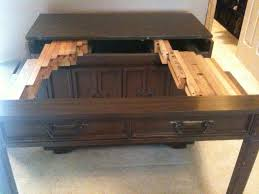 buffet table cabinet pullout antique appraisal instappraisal