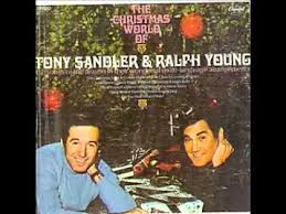 sandler u0026 young sing their famous christmas song i sing noel