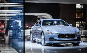 2017 maserati ghibli silver 2016 maserati quattroporte and ghibli will offer interiors by