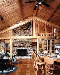 luxury log home interiors 90 best log home images on log cabins
