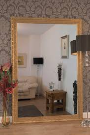 Mirror Wall Classic Impression On Antique Wall Mirrors Vwho