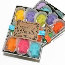 sugar cubes where to buy edible sugar skulls make skull gifts day of the