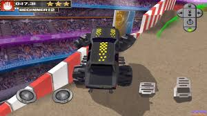 3d monster truck stunt racing 3d monster truck parking game youtube