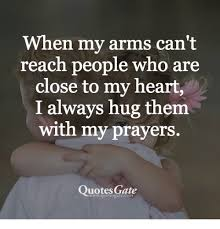 when my arms can t reach who are to my i always