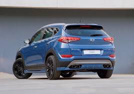 hyundai tucson night hyundai tucson sport 2017 launch review cars co za