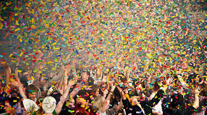 confetti cannon pyrotechnology hire confetti cannons streamer cannons