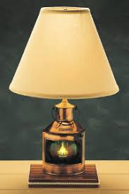 starboard lantern nautical table lamp