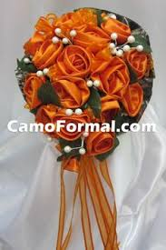 camo flowers orange camouflage table cloth orange camo table by idodoodads