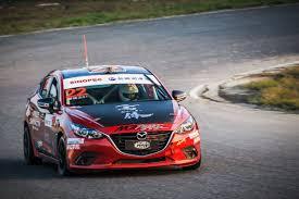 mazda 3 mazda 6 mz racing mazda motorsport mazda 3 and mazda 6 show strong