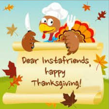 happy thanksgiving instagram friends pictures photos and images