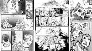 learning graphic novel storyboarding