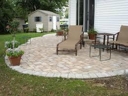 Paver Patio Cost Estimator Paver Patio Design Ideas Image With Fabulous Backyard Patio Cost