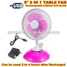 battery operated fans mini fans battery operated fan 6 inch 2 in 1 buy mini