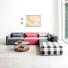 Mix Furniture Mix Modular Sectional 5 Pc Sectionals Gus Modern