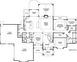 Closet Floor Plans American Country Floor Plan Mountain View Manor By Ecotecture