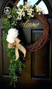 spring front door decoration ideas image decorations decorating