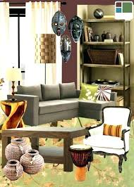 african inspired living room african inspired decor style interior design for decoration a