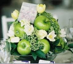 Apple Centerpiece Ideas by 25 Best Green Apple Wedding Ideas On Pinterest Apple