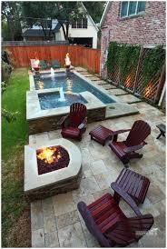 backyards charming backyard pools indoor natural plunge lazy