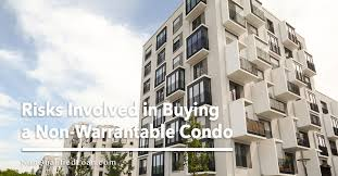canap confo risks involved in buying a non warrantable condo non qualified loan