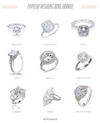 engagement ring brands popular wedding engagement ring brands co harry
