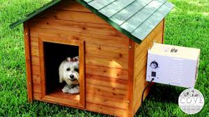 dog house air conditioner youtube