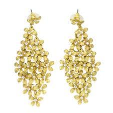 ramona singer earrings ramona singer flower cluster earrings