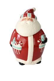 16 best santa cookie jars images on pinterest holiday cookies