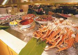 Best Lunch Buffet Las Vegas by Food And Dining Village Seafood Buffet At The Rio Hotel
