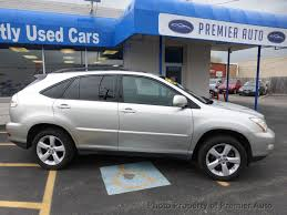 lexus used car extended warranty 2006 used lexus rx rx 330 awd navi camera at premier auto
