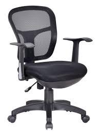 Modern Ergonomic Office Chairs Chair Essentials By Ofm Mesh Seat Ergonomic Office Chair With Arms