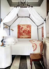 Guest Bed Small Space - 17 tiny bedrooms with huge style mydomaine