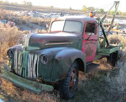 Old Ford Truck Cab - restored original and restorable ford trucks for sale 1943 55