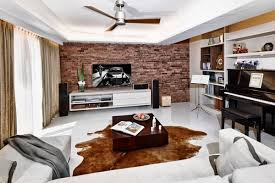 cowhide rug u2013 the rustic charm in contemporary decor
