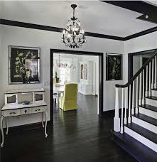 design inspiration black molding eclectic design and black trim