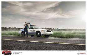 toyota finance canada login toyota print advert by bleublancrouge radar gun ads of the world