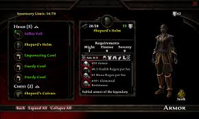 What Colors Mean Kingdoms Amalur Reckoning What Are The Various Item Colors And