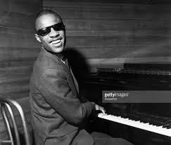 Was Steve Wonder Born Blind Music Personalities Pic February 1966 London The American