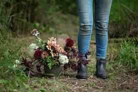 Flower Area - debra prinzing flower farming