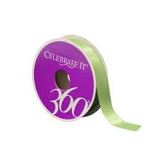 purple satin ribbon shop for 5 8 satin ribbon by celebrate it 360 at