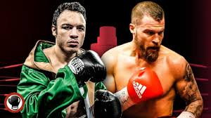 julio cesar chavez jr vs dominik britsch its official youtube
