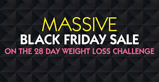 Challenge Rate 28 Day Weight Loss Challenge Black Friday Budget Rate The