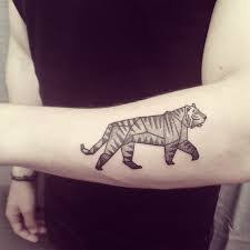 awesome small size tiger tattoos designs for powershay com