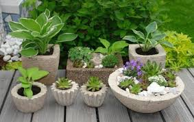 modern outdoor plant pots and decoration fresh home improvement