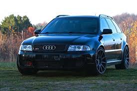audi s4 2001 widened wagon 2001 audi s4 avant rs4 spec german cars for sale