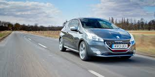 peugeot car valuation peugeot 208 gti review carwow