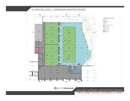 100 san jose convention center floor plan 360 residences