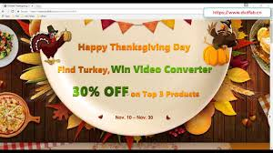 dvdfab thanksgiving promotion and black friday sales
